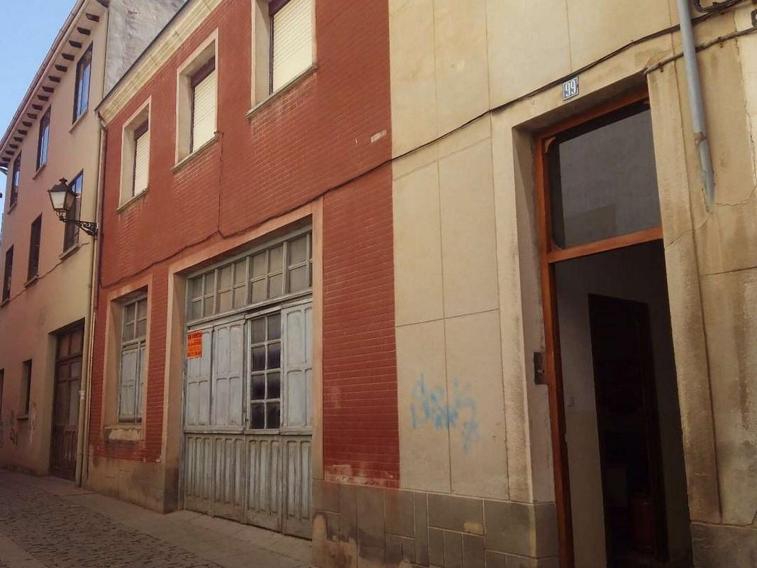 Venta De Casa En Isidoro Salas Santo Domingo De La Calzada La